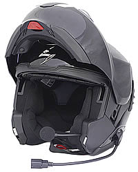 IMC motorcycle helmets for portable cb radios