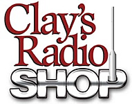 Welcome to Clay's Radio Shop  Where Quality Counts!